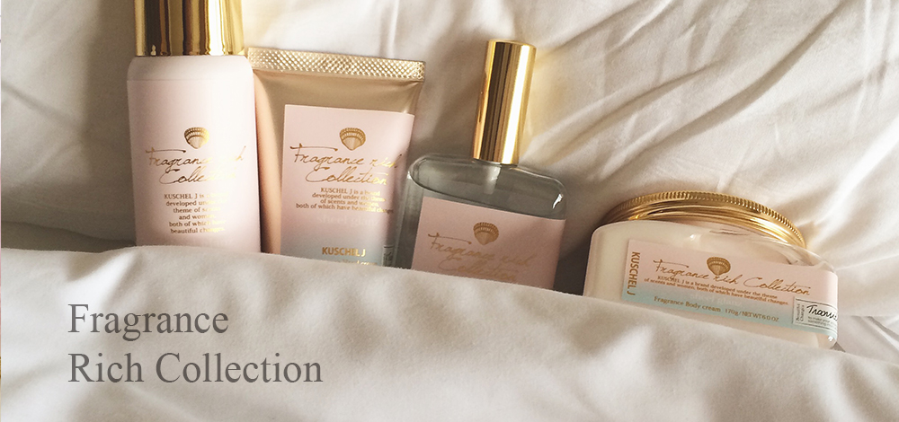 KUSCHEL J Fragrance rich collection